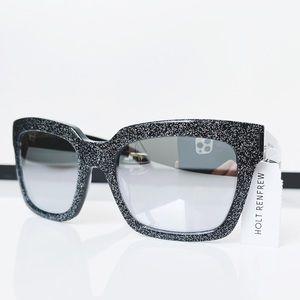 SALE 🌟 SAINT LAURENT Bold1 Glitter Sunglasses NWT
